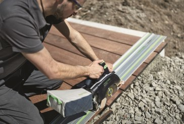 Behind the Scenes with Festool: Power Tool Progress