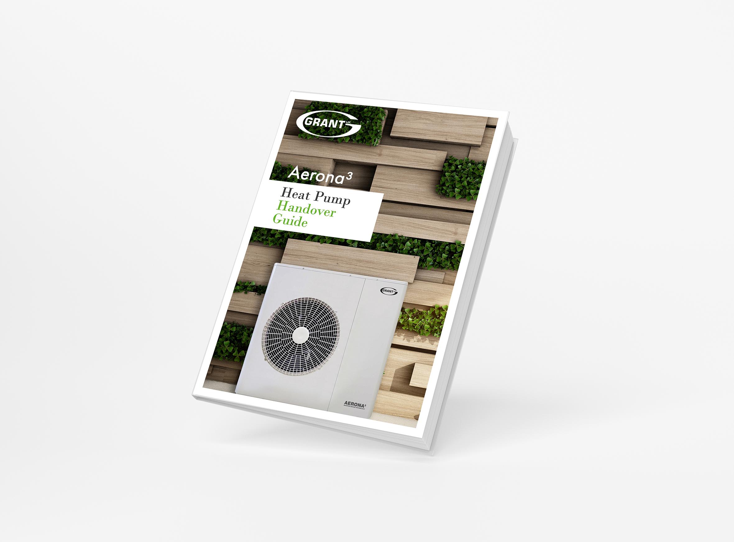 Grant UK release new Aerona³ Heat Pump Handover Guide for homeowners