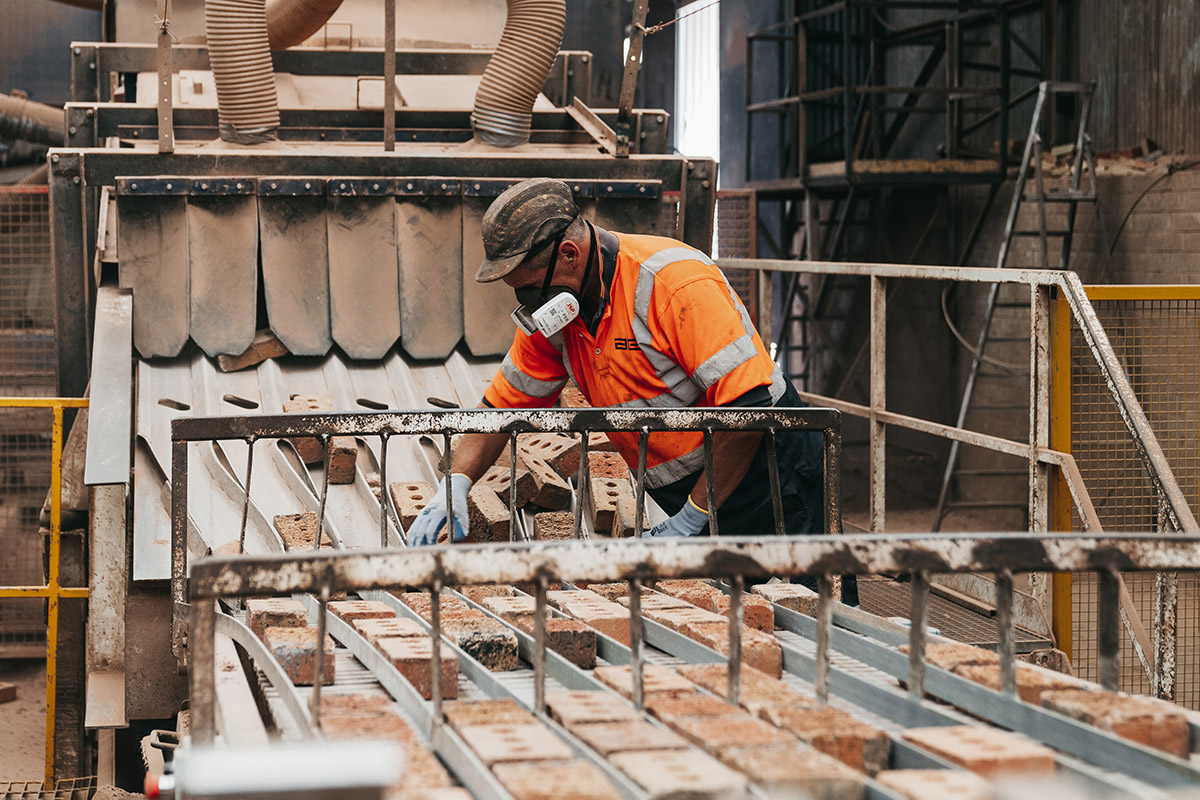 Production of AG Heritage Facing Brick comes to an end