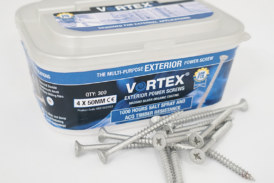 Win 10 tubs of Vortex screws