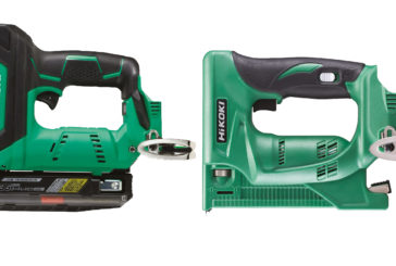 HiKOKI launches NP18DSAL 18V 23 gauge Pin Nailer and N18DSL Pin Stapler