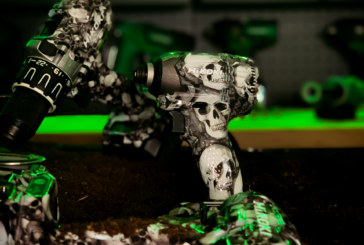 HiKOKI Power Tools UK launches collectible Limited Edition SKULL 'Catacomb' range