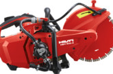 Handheld petrol saw from Hilti