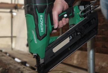 Hitachi Nailer Range Wins Award