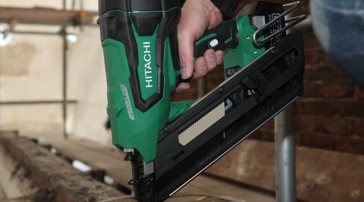 Hitachi Nailer Range Wins Award