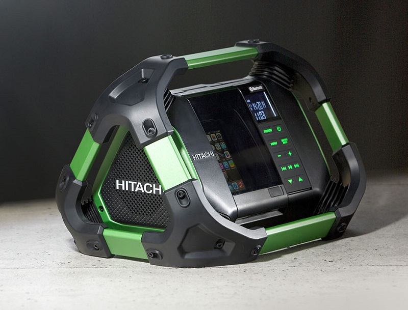 Hitachi's On Site Radio