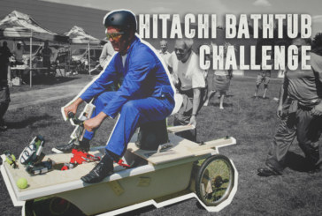 Hitachi Bathtub Challenge