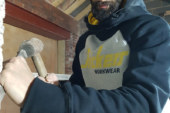 Review: Tibby Singh tries the latest from Snickers Workwear