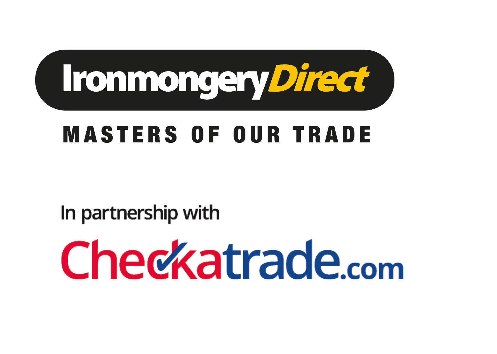 IronmongeryDirect partners with Checkatrade