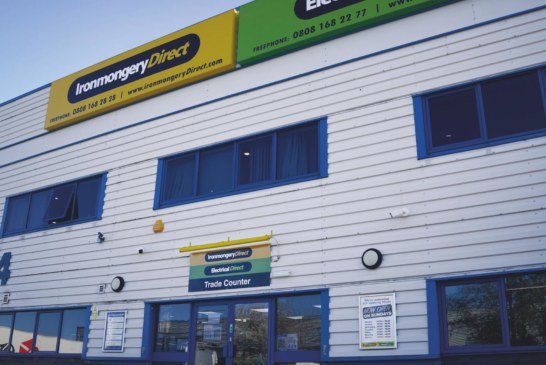 IronmongeryDirect awarded outstanding achievement in customer satisfaction