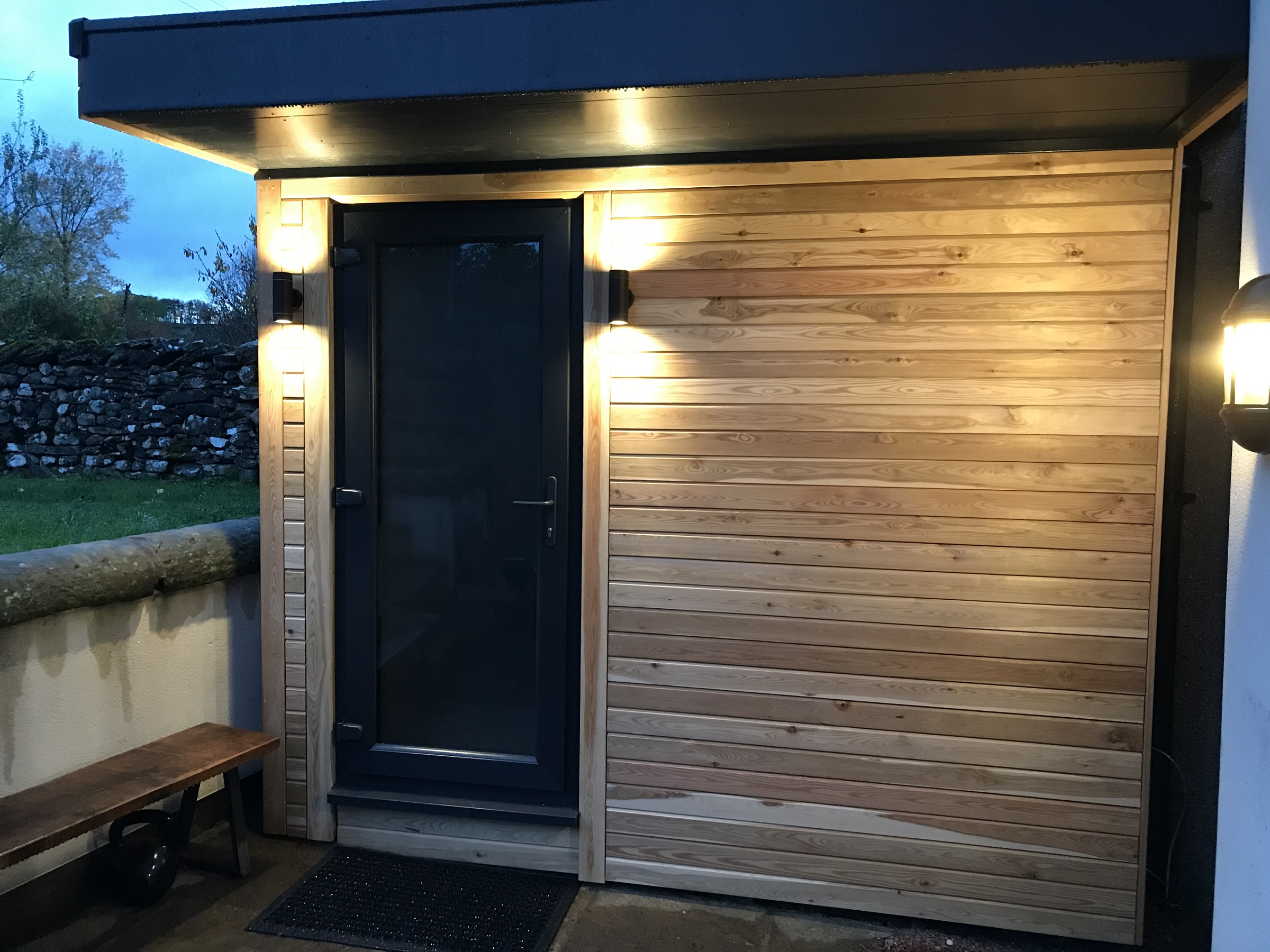 Garden rooms made beautiful with SterlingOSB Zero