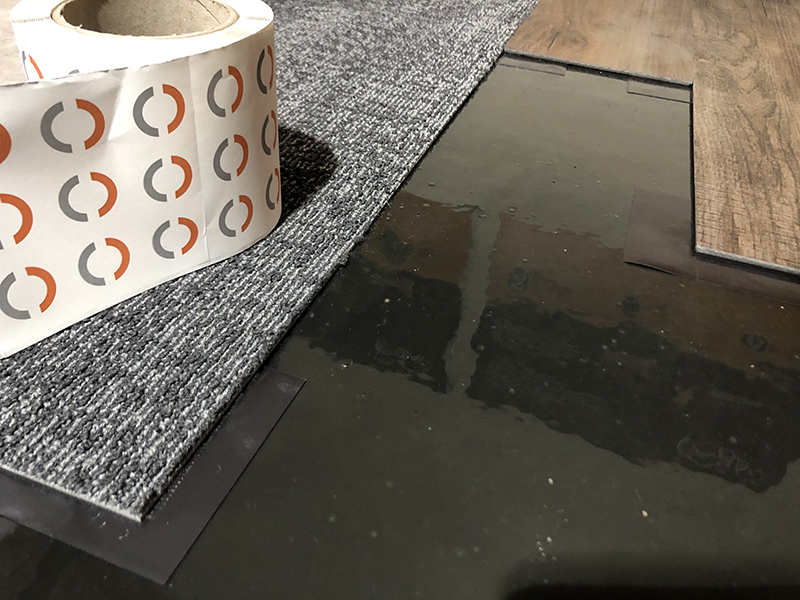 Ezy-Install modular flooring
