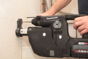Review: Panasonic 28.8V SDS drill