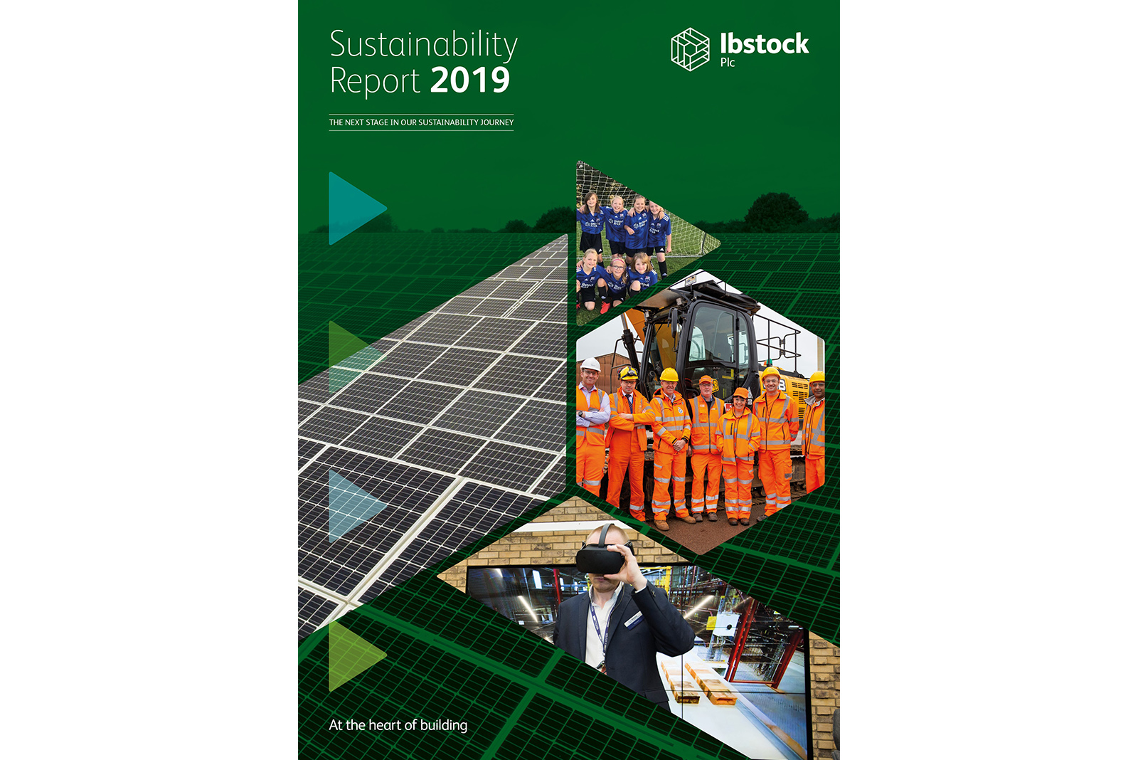 Ibstock plc's 2019 Sustainability Report