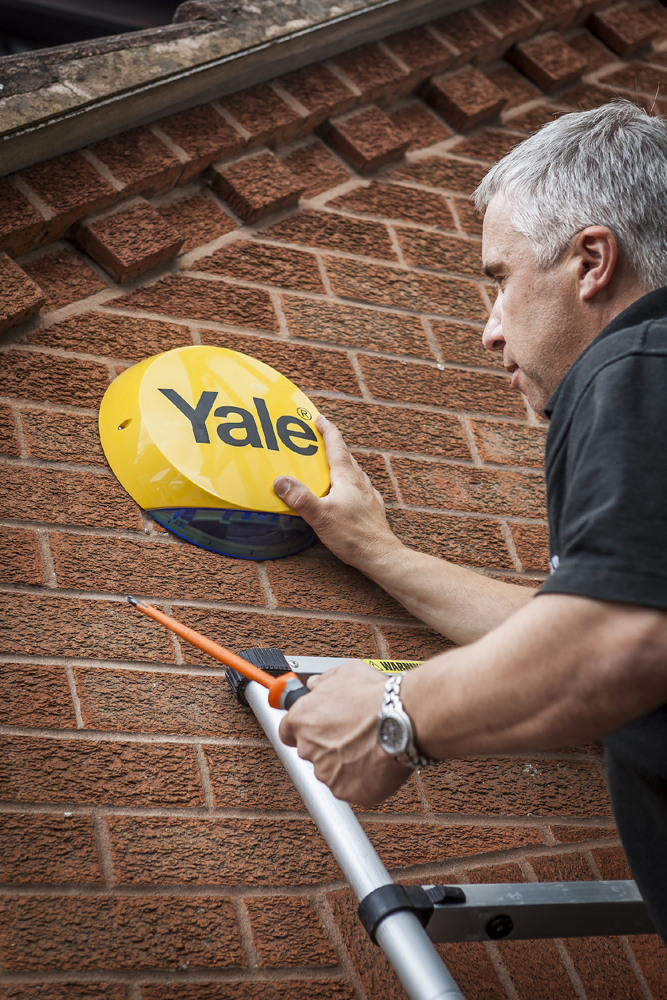 Installation of Yale Alarm
