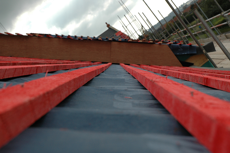 Choosing sustainable roofing battens