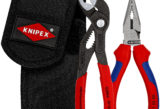 Reach for perfection: KNIPEX Mini plier sets available in pouches