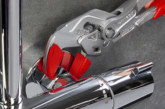 The Pliers Wrench from KNIPEX gets the trade's seal of approval