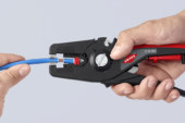 Saving time for any electrician: KNIPEX releases 'How To' PreciStrip16 video