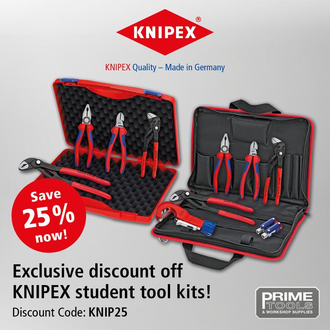 The foundations of an apprentice's first professional toolkit and you could win it!