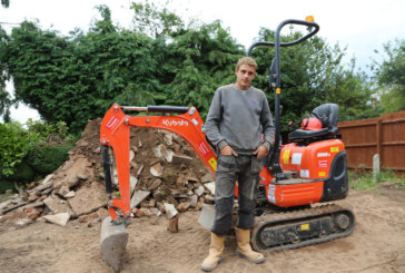 Kubota Explains the Rise of the Mini Excavator