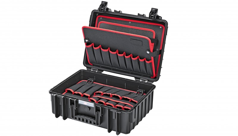 KNIPEX Robust Tool Case