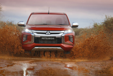 Preview of revamped Mitsubishi L200 pick-up