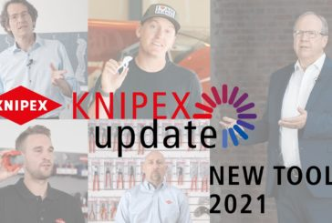 Brand new tools from Knipex