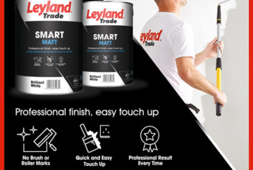 Win 20 litres of Leyland Trade paint