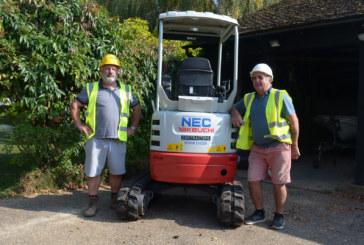 Investing in Takeuchi mini excavators