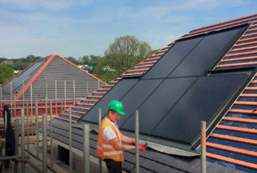 Marley advises builders to use solar PV