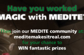 Got an idea? WIN big with MEDITE