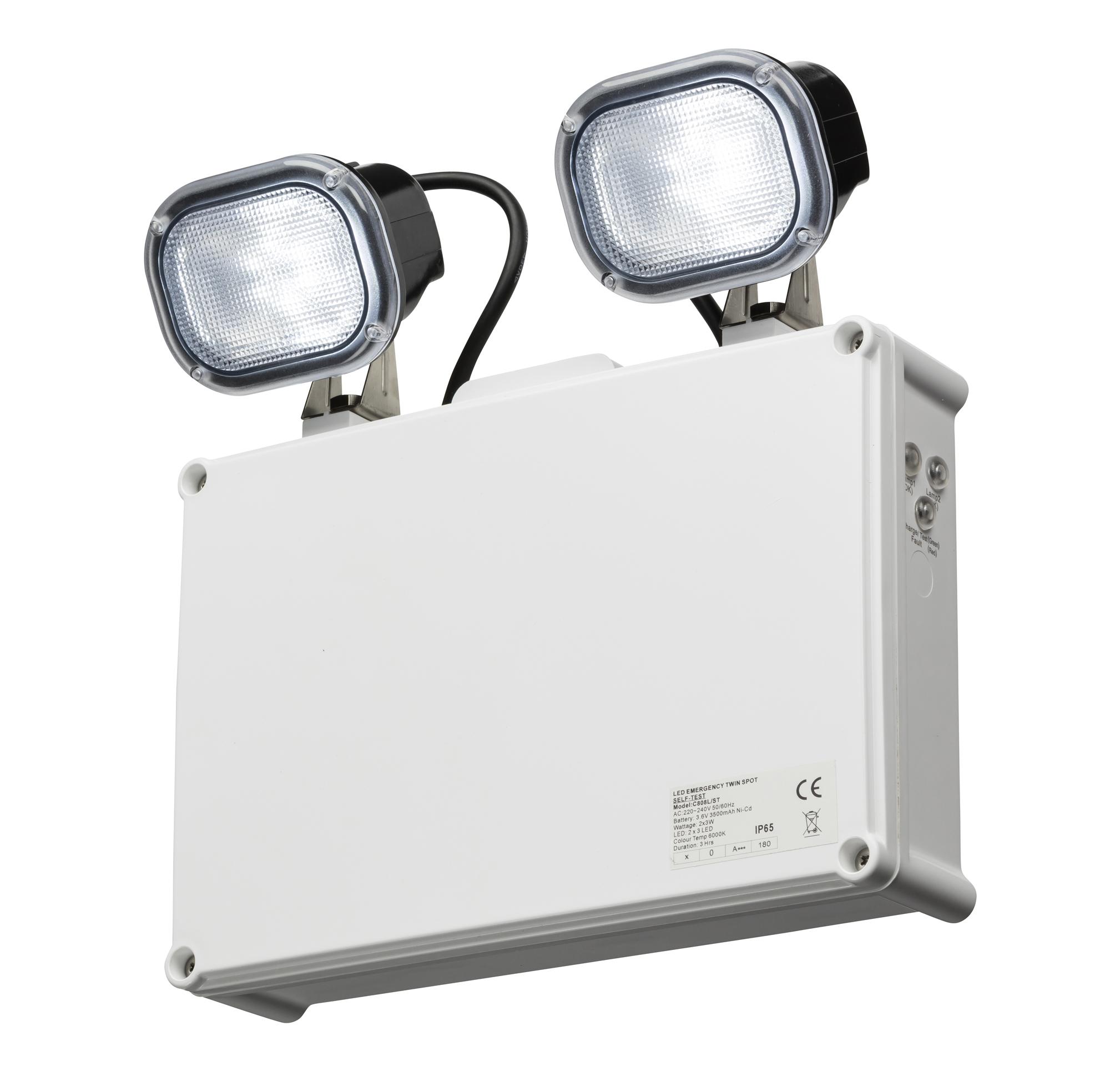 ML2007ST Knightsbridge Self-Test Emergency Lighting (6)