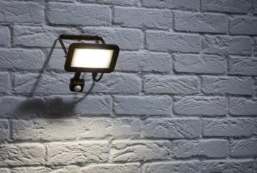 Knightsbridge makes security lighting cool
