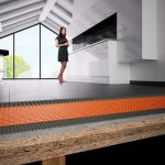 Weber: Tiling With an Uncoupling Membrane