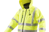 Feeling the cold? Check out the heated jacket from Makita