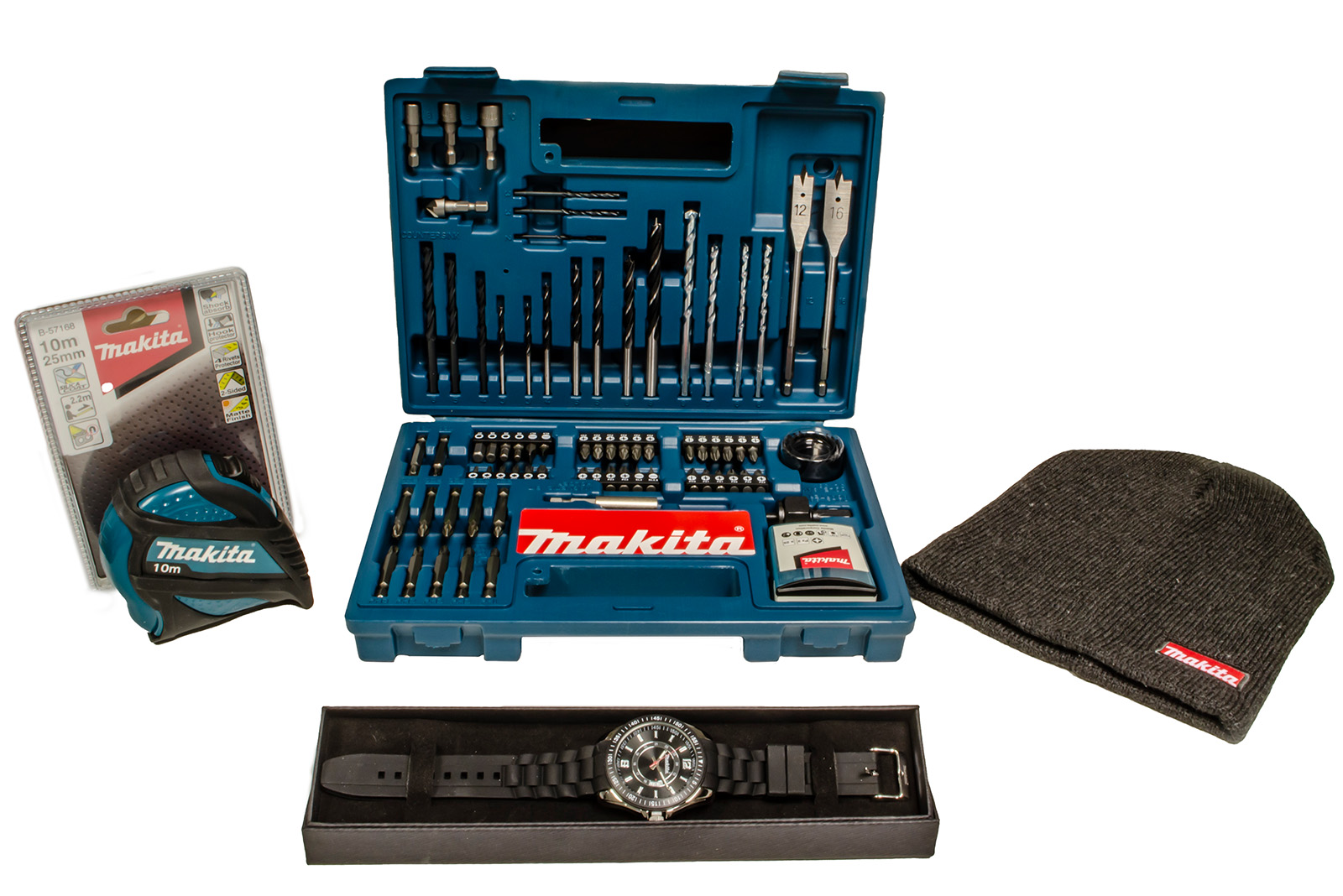 Win a Makita Prize Bundle!