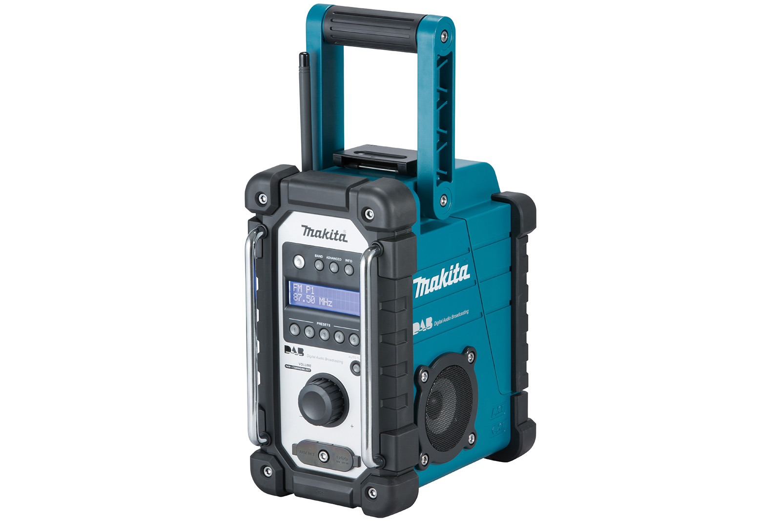 Have your say on Professional Builder for a chance to win a Makita DAB site radio