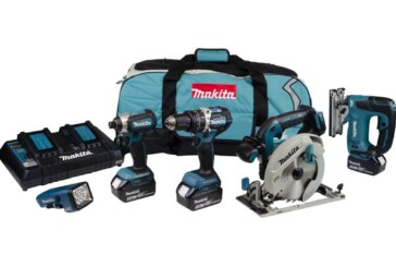 Makita: £3,000 worth of tools must be won!
