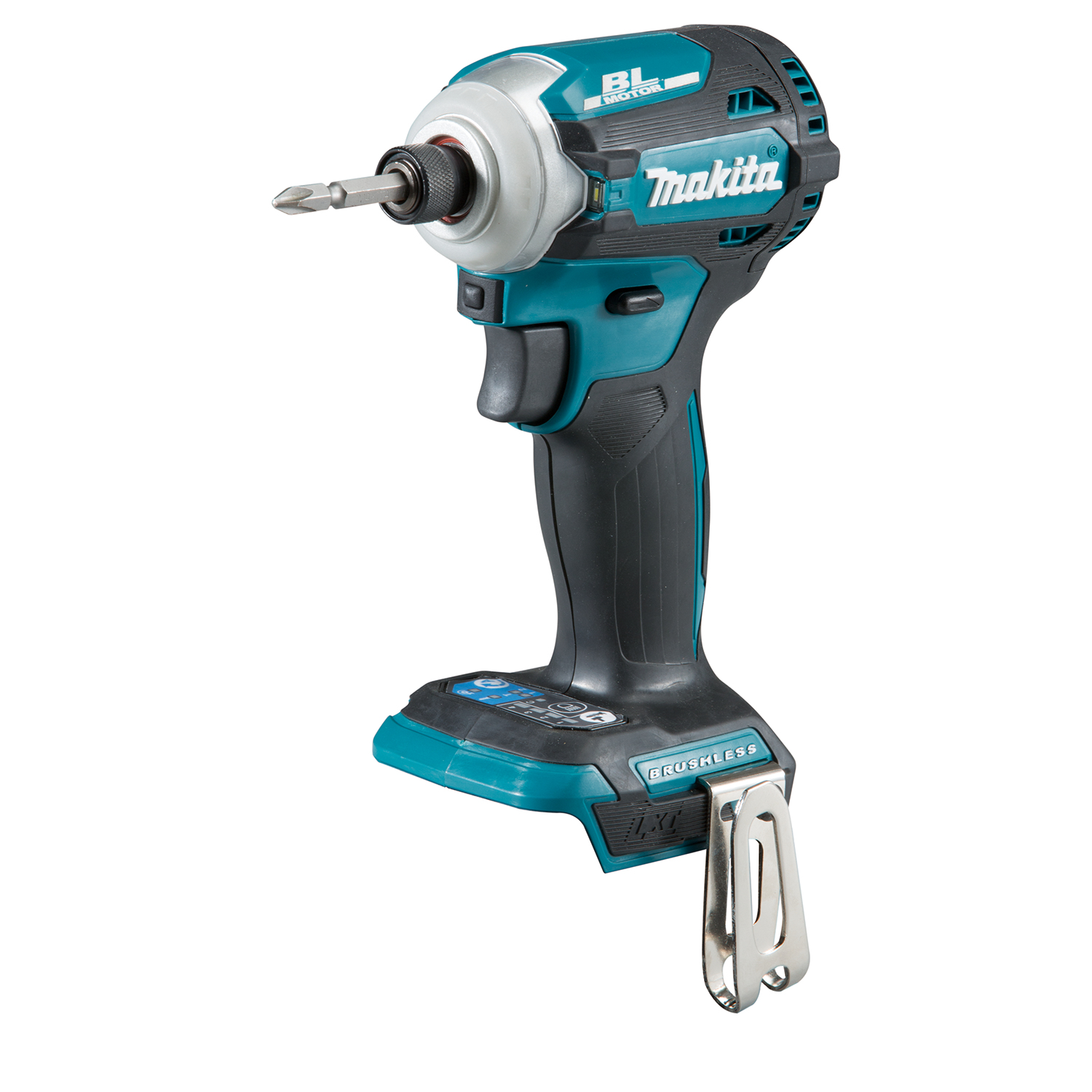 Brushless impact driver from Makita