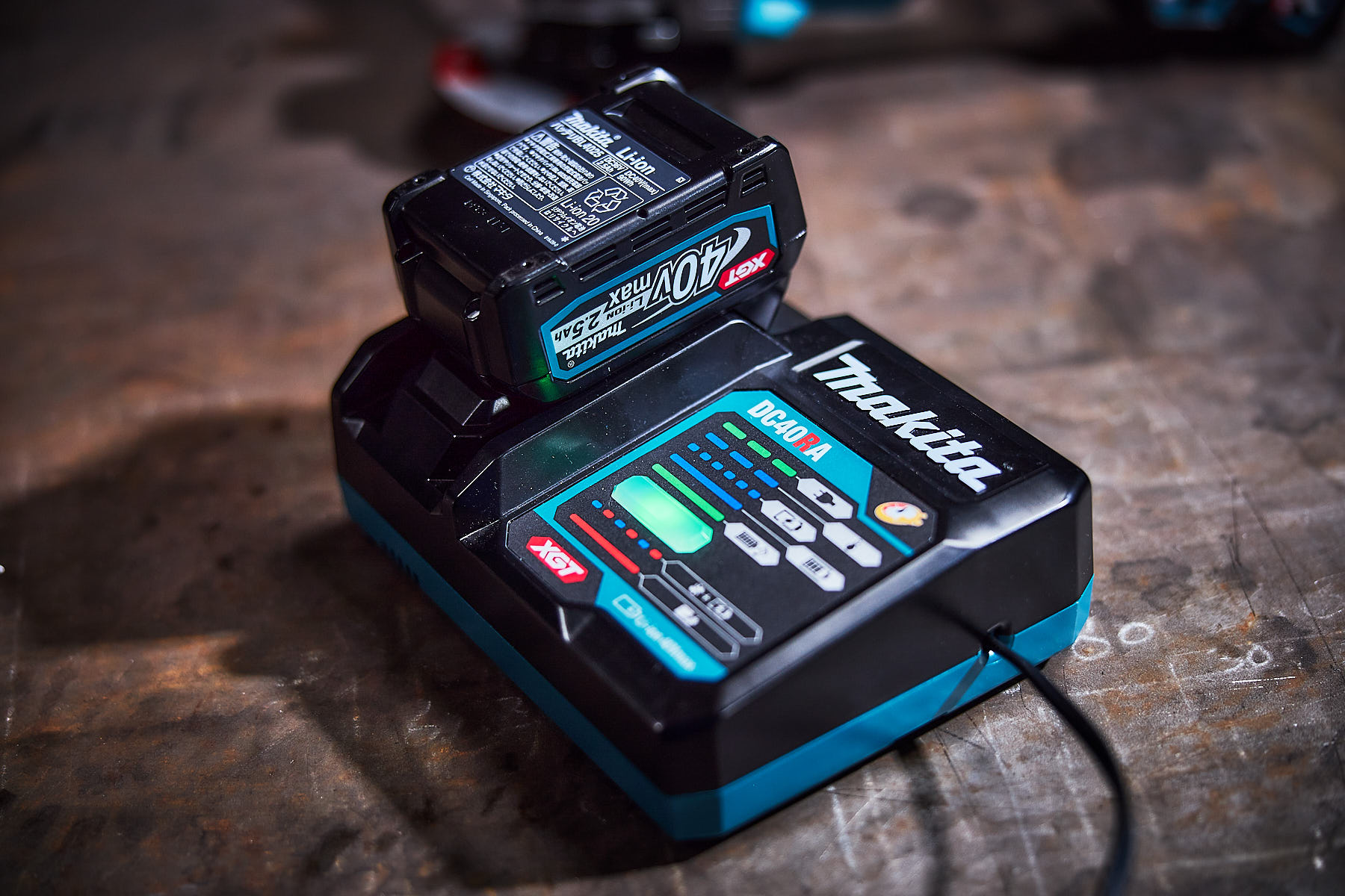 Makita's NEW 40V MAX XGT battery platform