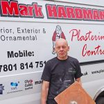 Highlighting Britain's Plasterers: Mark Hardman (Part One)