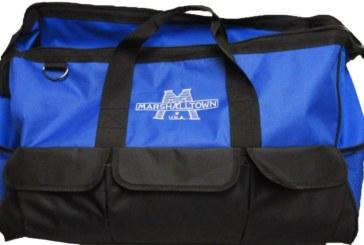 Marshalltown's tool bag