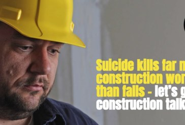 Improving mental health support in the construction industry