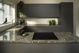 Seamless worktops from Maxtop Quartz