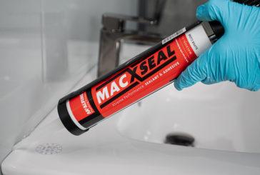 McAlpine Plumbing Products launches MACXSEAL