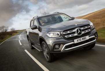 BUILDERS WHEELS: Mercedes X-Class