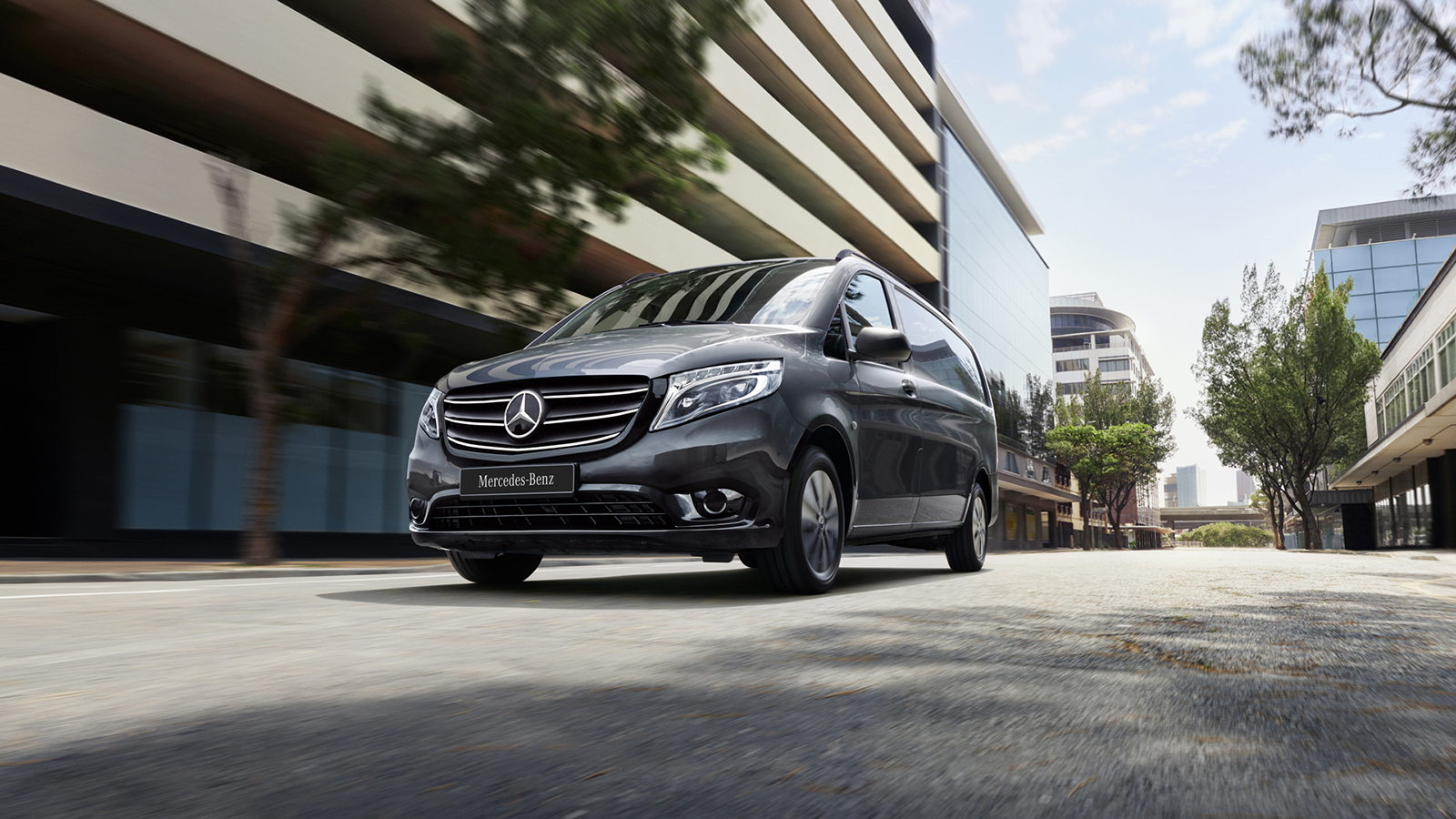 Pricing and Specification Announced for Evolved Mercedes-Benz Vito