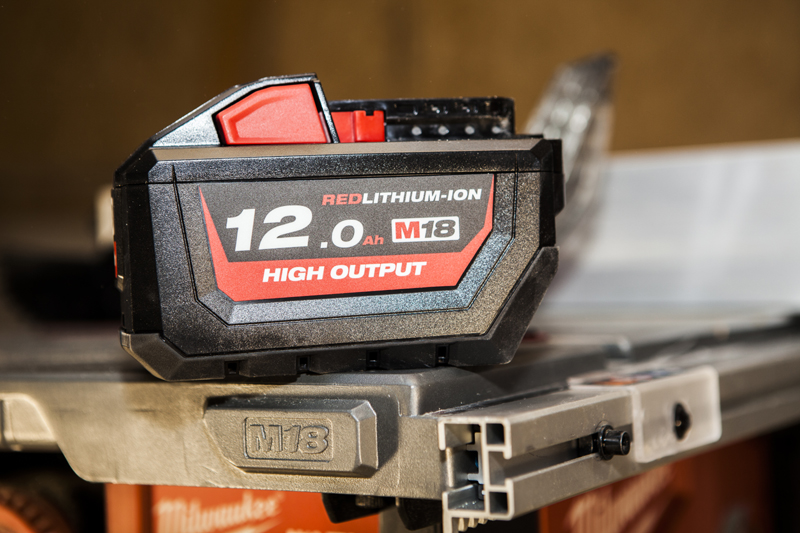 Review: Milwaukee Table Saw