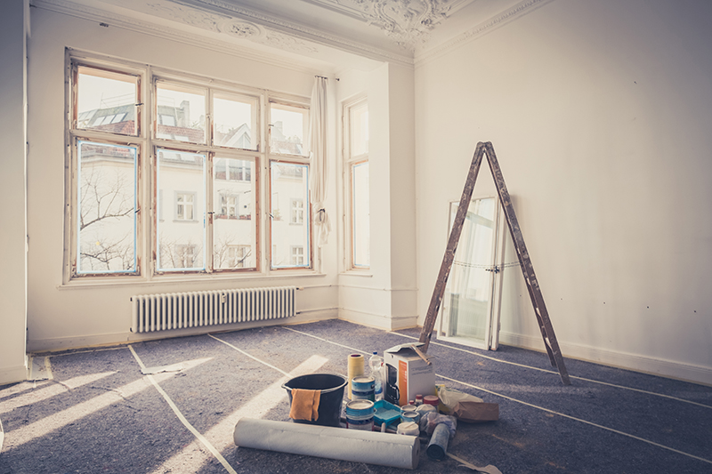 More time indoors leads to boom in home renovations